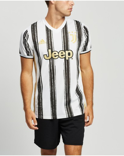 adidas Performance - Juventus 20/21 Home Jersey