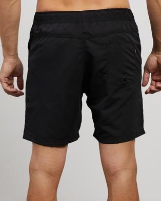 St Goliath Tom Yum Ew Shorts 2 Pack - Shorts (Black & Tan)