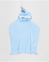 Cotton On Kids - Hooded Towel - Kids