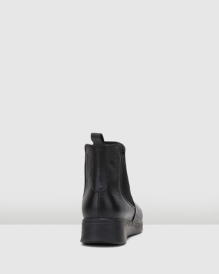 Hush Puppies The Boot - Ankle Boots (Black)