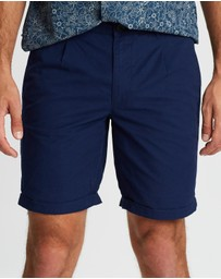 Ben Sherman - Pleat Front Walk Shorts