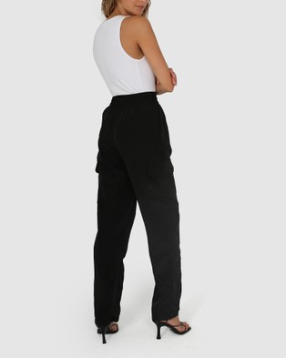 BY.DYLN Josephine Pants - Pants (Black)
