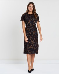 David Lawrence - Remey Silk Dress