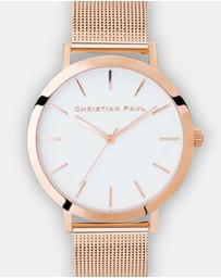 Christian Paul - Raw Sunshine 43mm Watch