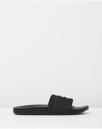 Women's adilette Cloudfoam Plus Mono Slides