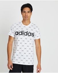 adidas Performance - Linear Graphic Tee