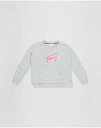 Tommy Hilfiger - Essential Signature Sweater - Kids