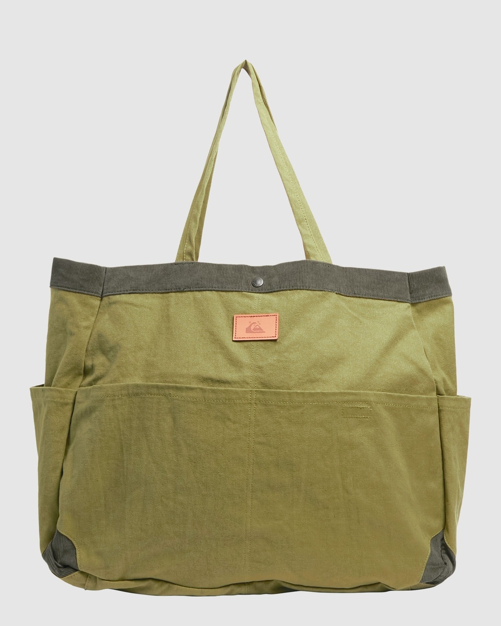 Quiksilver Womens Workwear Maxi Tote Duffle Bags SPINACH GREEN