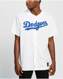 Majestic - Word Mark Replica Jersey