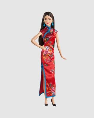 Barbie - Lunar New Year Doll All toys (N/A)