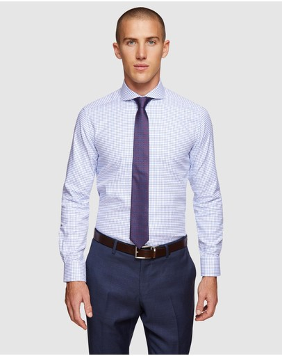 Oxford - Kensington Checked Luxury Shirt