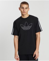 adidas Originals - Outline Trefoil Tee