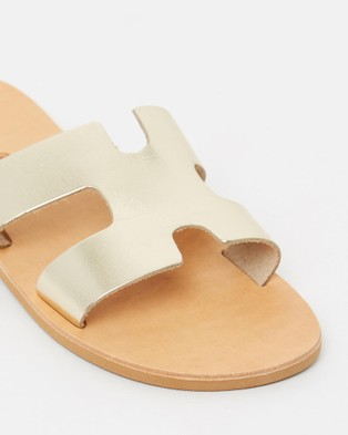 Ammos Maia Sandals - Sandals (Gold)
