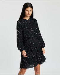 Whistles - Maya Star Print Dress