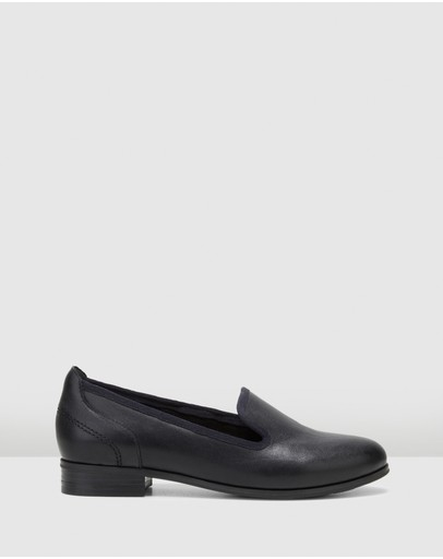 Hush Puppies The Albert Black