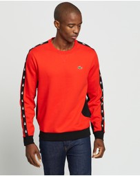 Lacoste - Training Crew Neck Sweat
