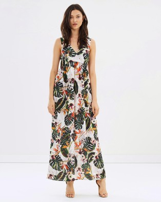 Grace Willow – Emily Printed Maxi Print