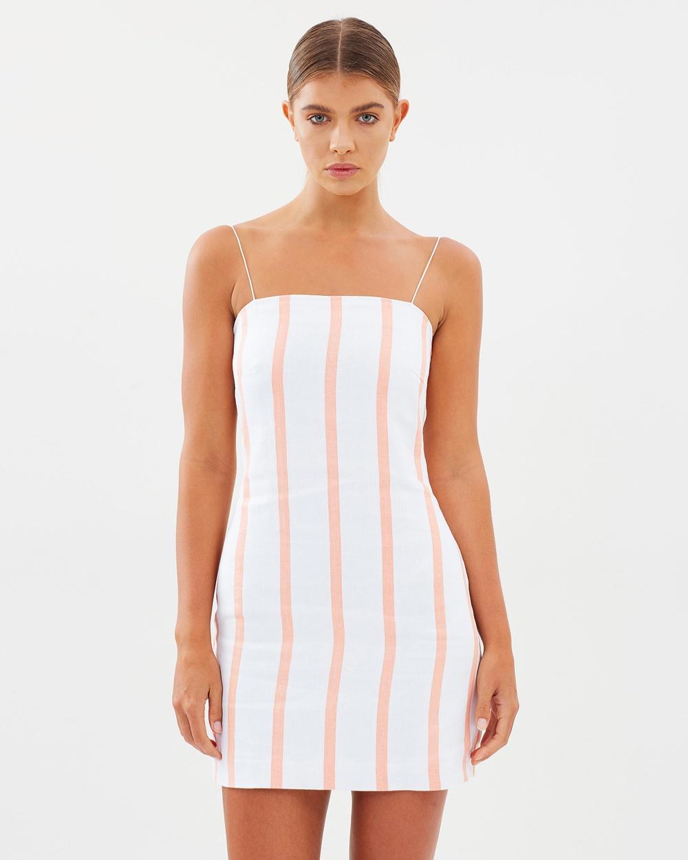 Maurie & Eve Pascal Dress Dresses Vradi Stripe Pascal Dress