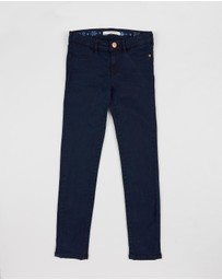 Scotch R'belle - Super Skinny Fit ​Garment Dyed Pants - Teens