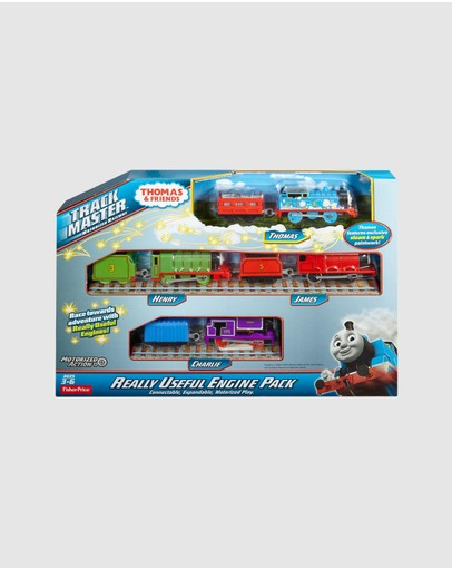 Thomas & Friends - Multi-Pack of Motorised Toy Trains