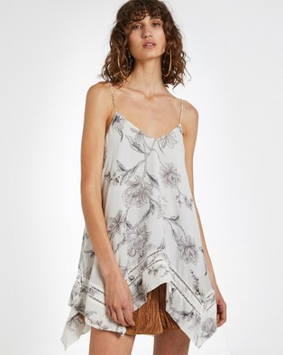 Carver – Cecile Tunic Floral
