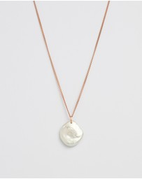 Kirstin Ash - Keishi Pearl Necklace