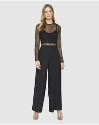 Cooper St - Savannah Lace Jumpsuit