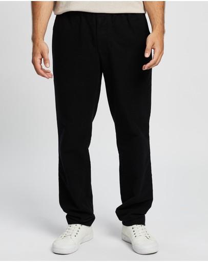 Schnayderman's Moleskin Twill Pop Pants Black
