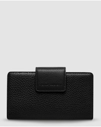 Status Anxiety - Ruins wallet - Black