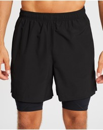 Under Armour - UA RUSH Compression Shorts