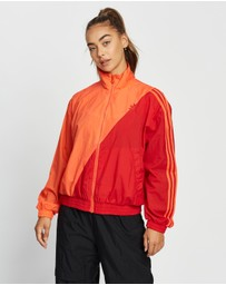 adidas Originals - Adicolor Sliced Trefoil Track Top