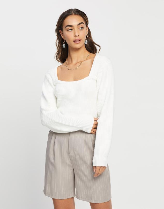 Women Leighton Knit Top