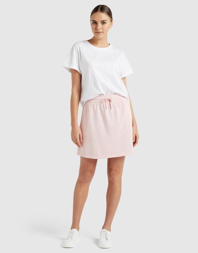 Women Organic Sweat Skirt