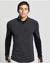 Icebreaker - 260 Zone Long Sleeve Half Zip