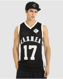 SASHED THE LABEL - Sashed Play Ball Men's Jersey