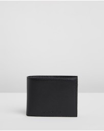Emporio Armani - Bifold Wallet with Coin Pocket