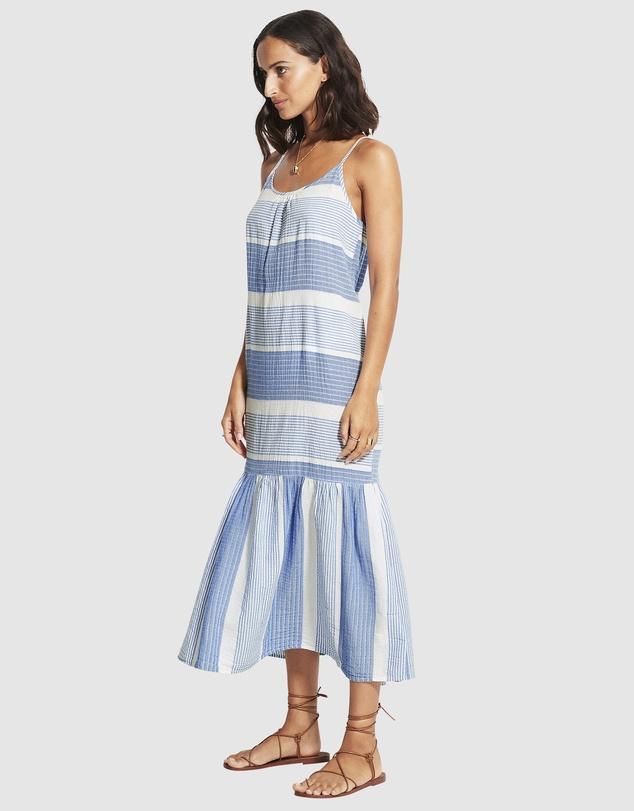 Women Jacquard Midi Dress