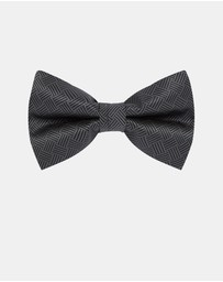 Buckle - Basket Bow Tie