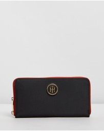 Tommy Hilfiger - Poppy Large Zip-Around Wallet