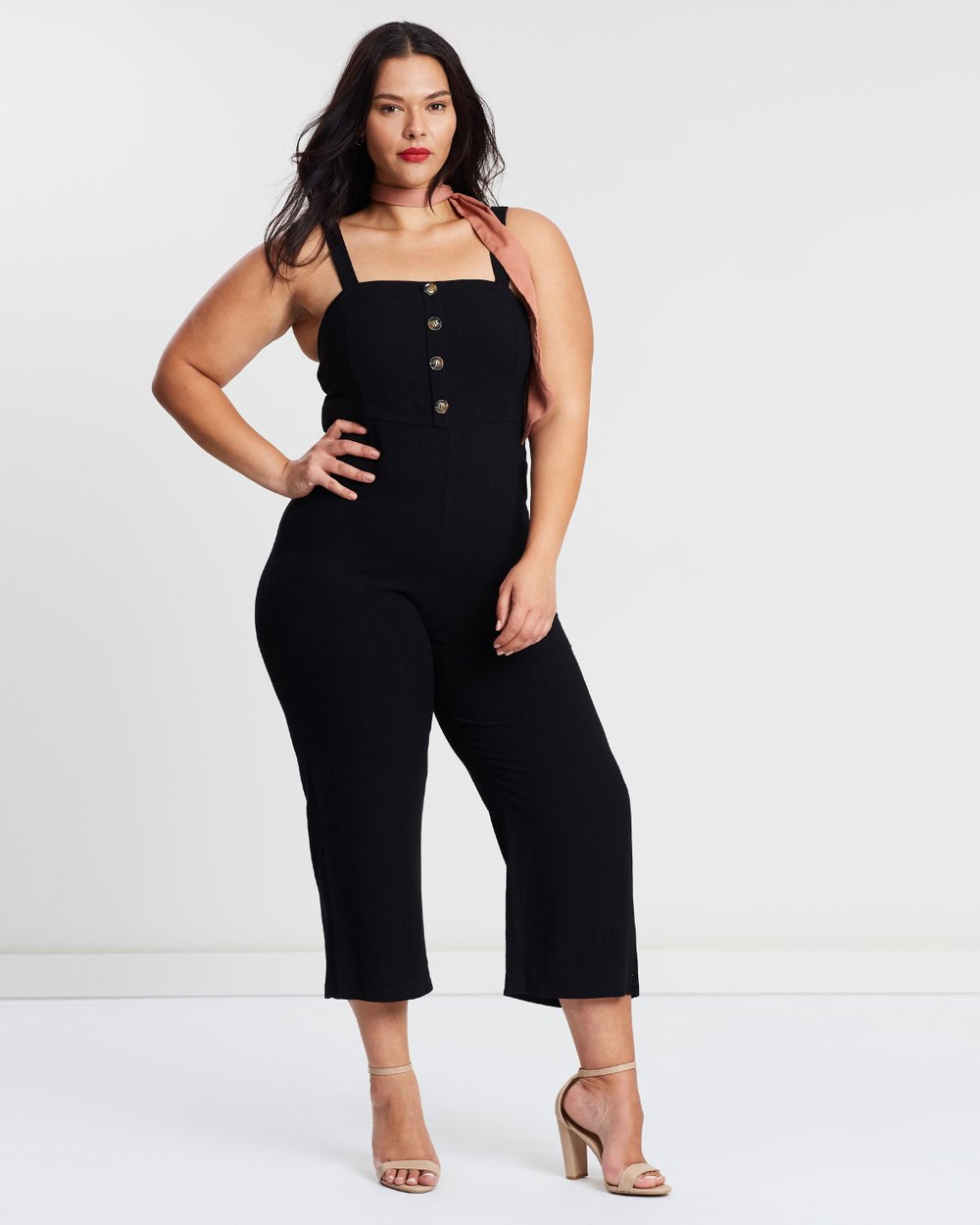 bb90164a0370 ICONIC EXCLUSIVE - Jenny Jumpsuit by Atmos Here Curvy Online
