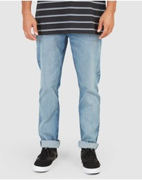 DC Shoes - Mens Worker Straight Fit Jean