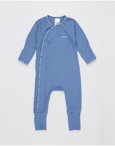 Bonds Baby - Pointelle Coveralls - Babies