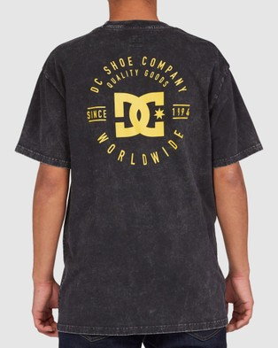 DC Shoes Mens So Cal T Shirt - T-Shirts & Singlets (Black)
