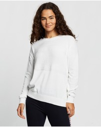 Tommy Hilfiger - Essential Structured Flag Sweater