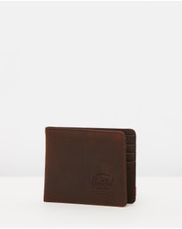 Herschel - Hank Leather RFID