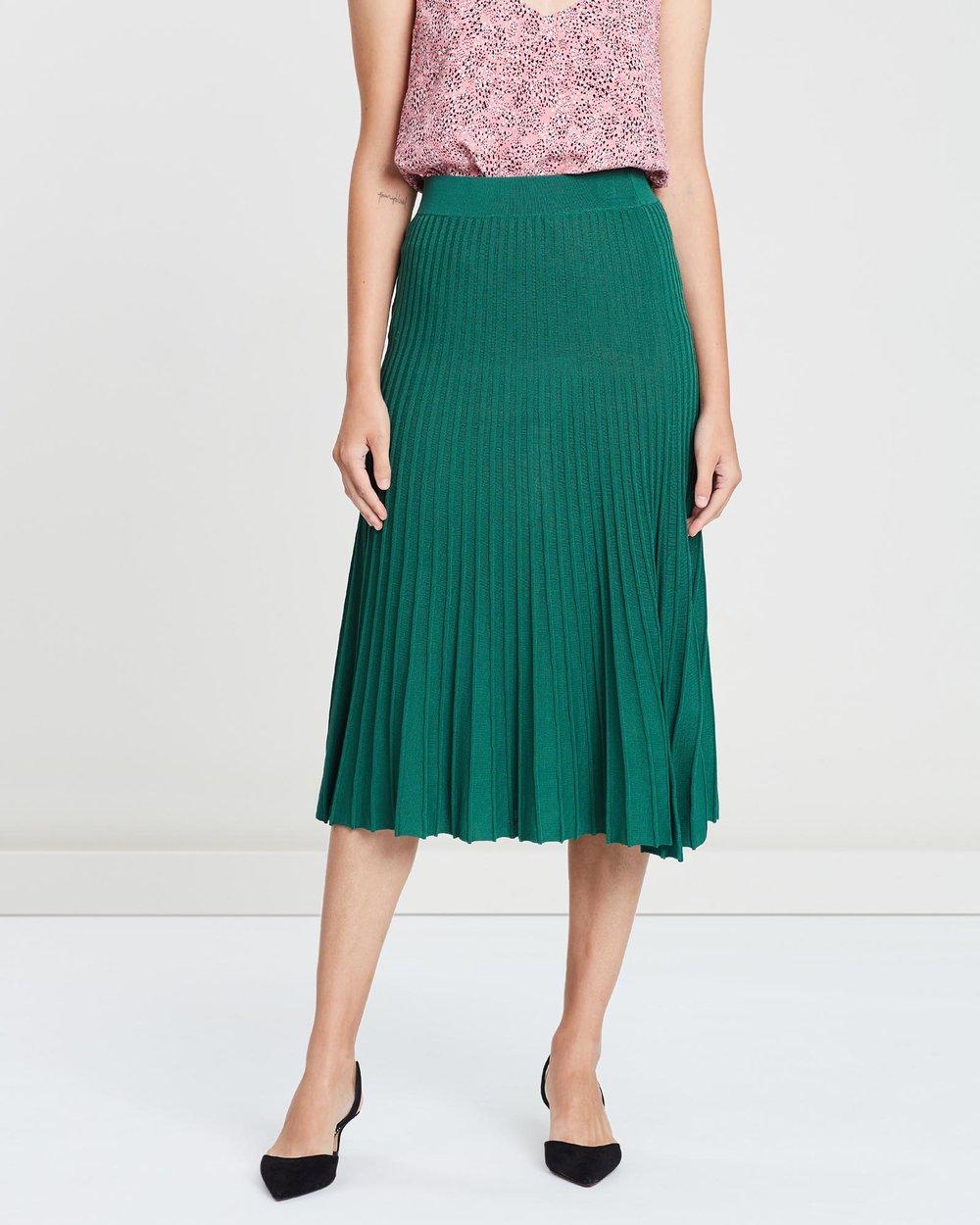 0894a4aca1 Ruby Rib Knit Skirt by SABA Online   THE ICONIC   Australia