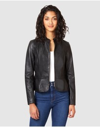 Jeanswest - Isabelle Leather Jacket