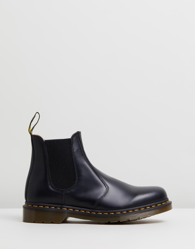 Dr Martens - Unisex 2976 Smooth Chelsea Boots