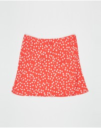Eve Girl - Daydreams Floral Skirt - Teens