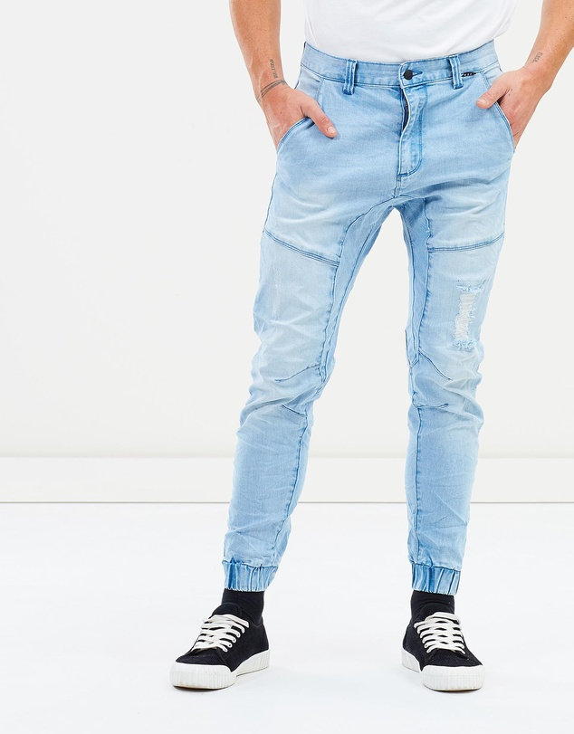 Kiss Chacey - Messiah Denim Jeans